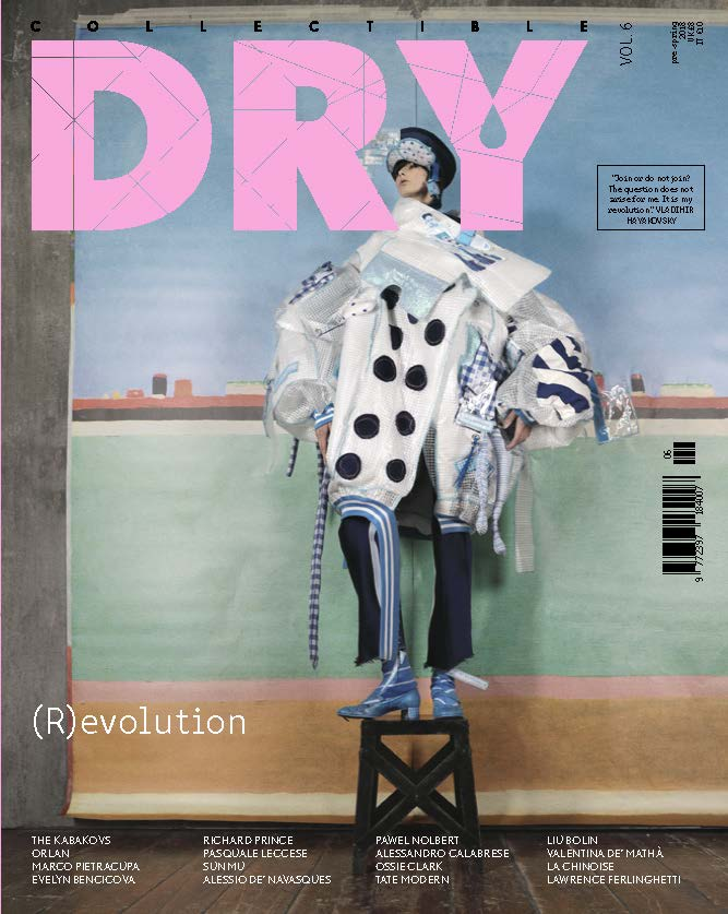Collectible DRY Issue 6 Cover Zapatisti